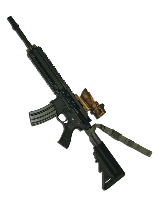 QUICK REACTION FORCE SLING