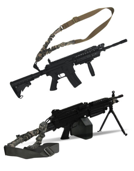 M249 SINGLE POINT BUNGEE SLING