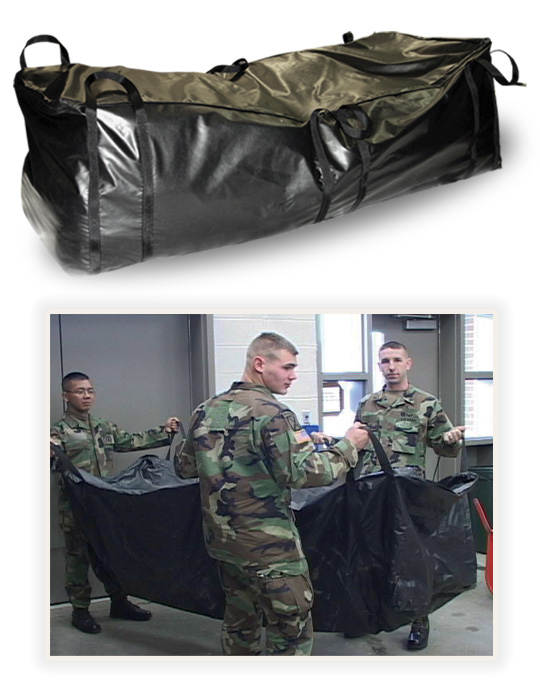 COMPANY EQUIPMENT DEPLOYMENT BAG
