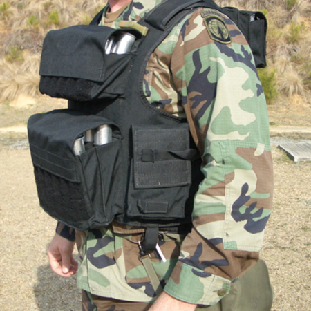THE FIELD FORCE GRENADIER VEST