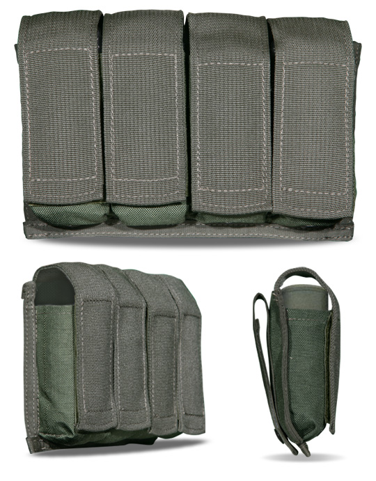 COMPARTMENT BANGER POUCH
