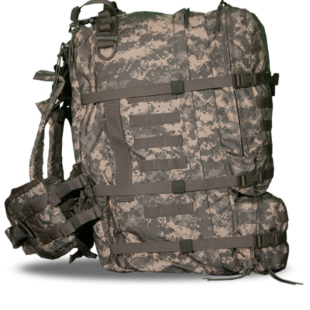 SNIPER 3 DAY BACKPACK WITH M24 COMPARTMENT
