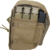 Triple SCAR Mag Pouch w/ Double 9MM Pouch