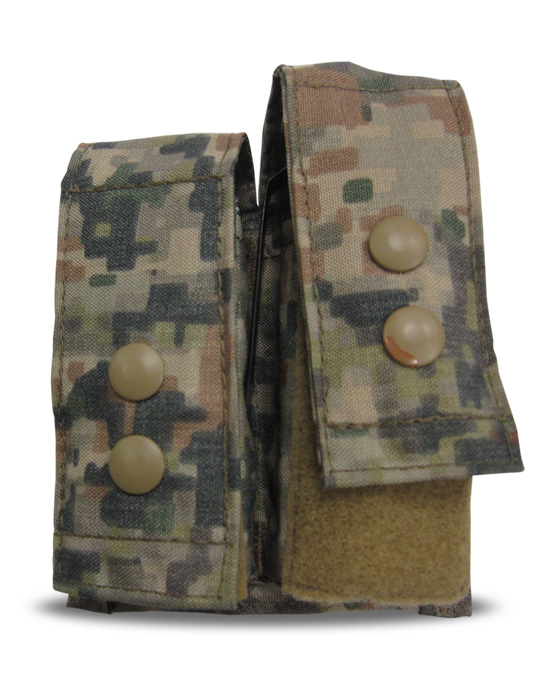 Double 40MM/ Double Banger Pouch