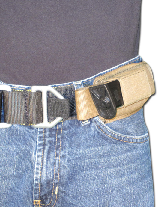 Single Horizontal Pistol Mag Pouch