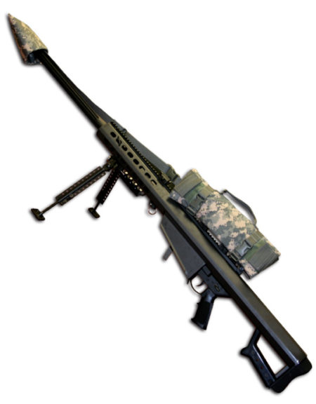 SCOPE AND MUZZLE COVER