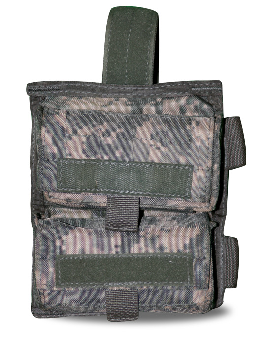 20 RD DROP LEG SHOTGUN POUCH