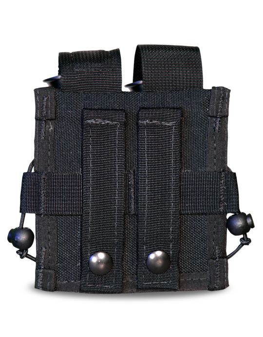 9 MM/45 DOUBLE MAG AMMO POUCH
