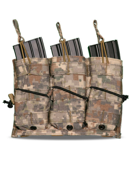 SINGLE STACK TRIPLE MAG POUCH