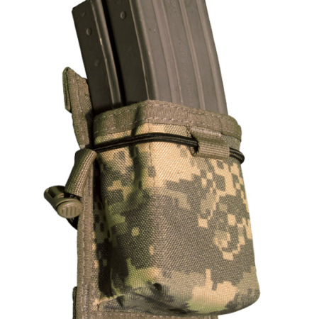 M4 DOUBLE MAG POUCH (UNCOVERED)