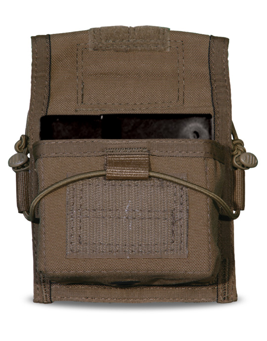 double 300 win mag ammo pouch covered bulldog tactical equipment