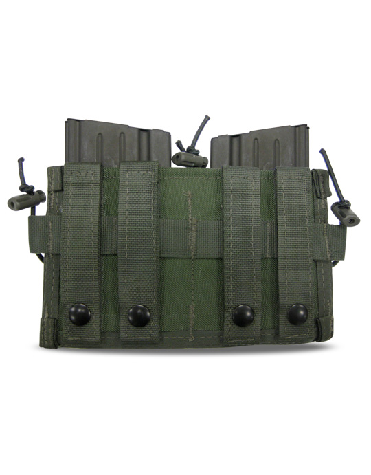 DOUBLE SR25 AMMO POUCH