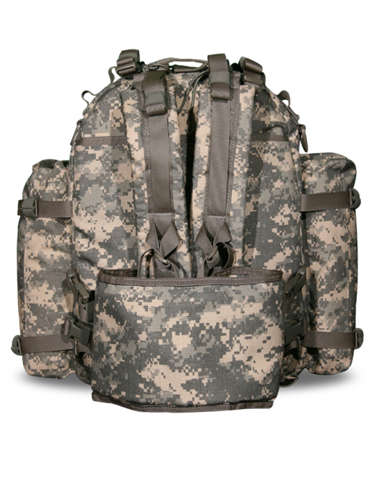 2 DAY ASSAULT PACK