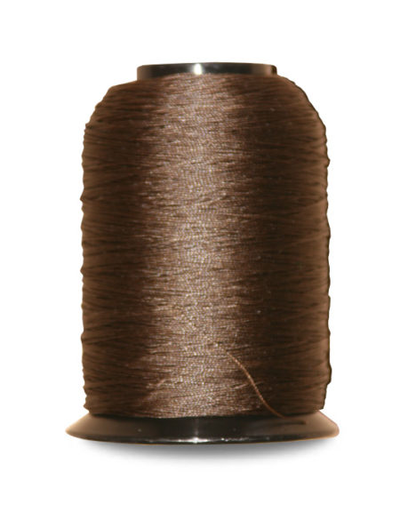 Thread T-138 Nylon, 1/4 lb. Chestnut