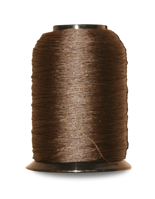 Thread T-138 Nylon, 1/4 lb. Chestnut