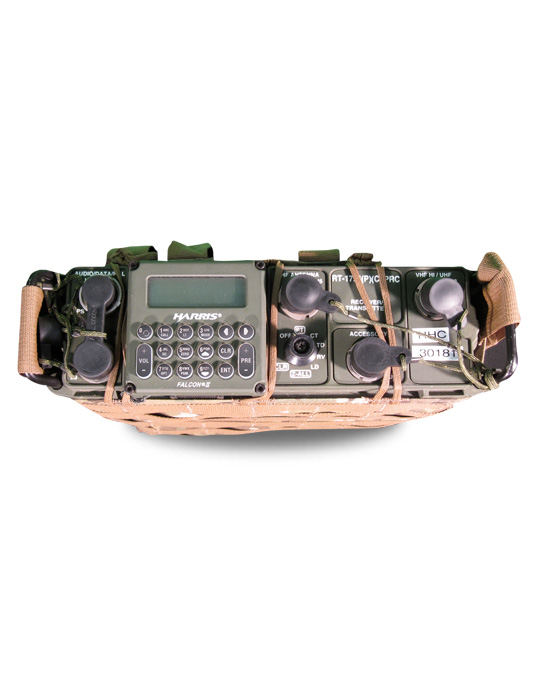 AN/PRC-117F POUCH