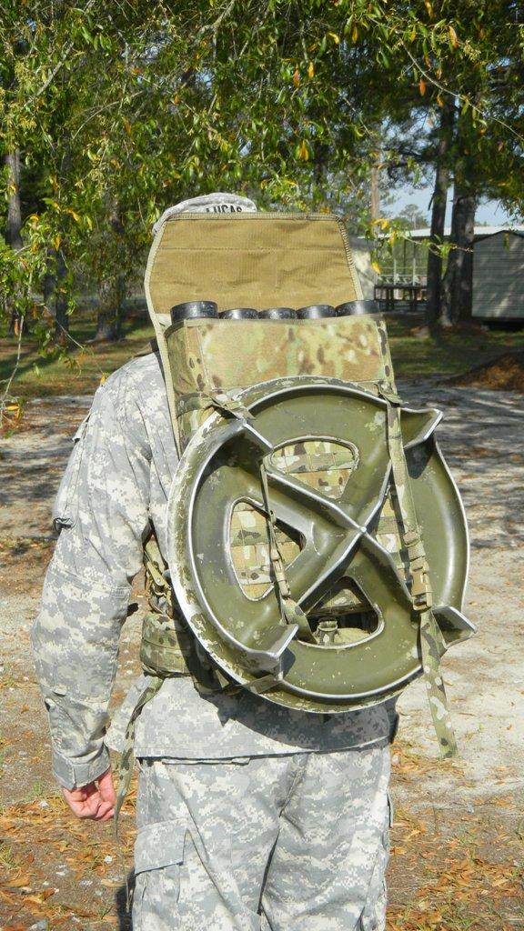Bulldog 60mm Mortar Kit Bulldog Tactical Equipment
