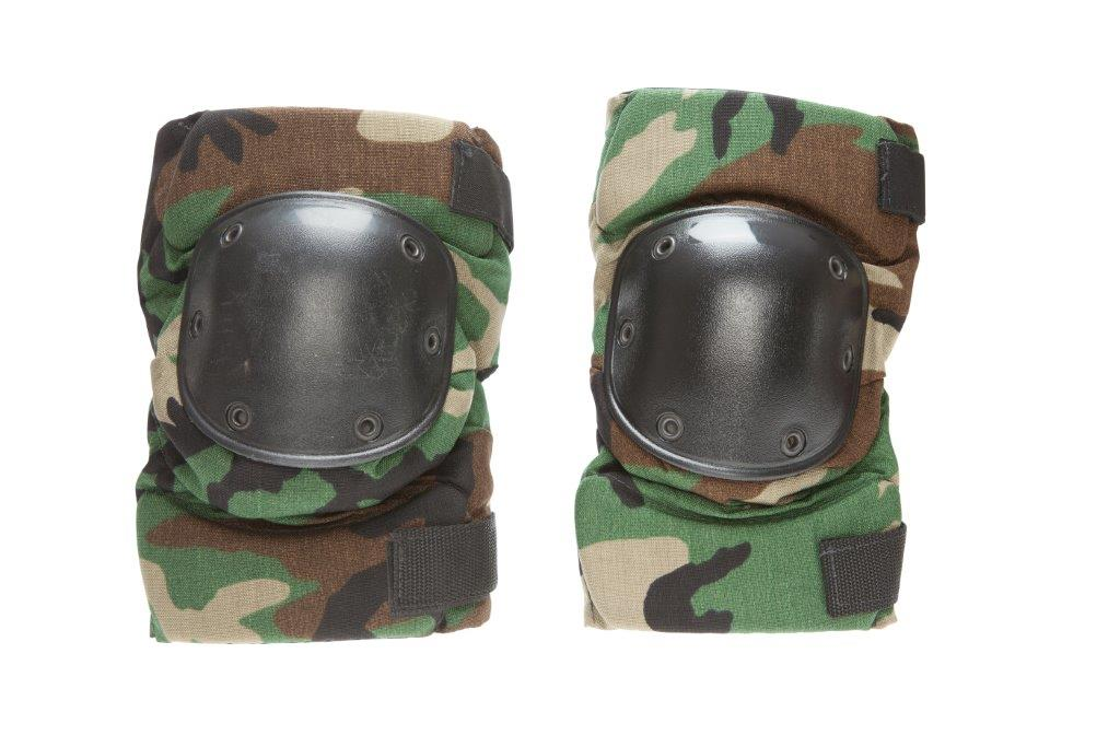 Wood Land Knee Pad