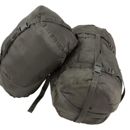 Military Surplus improved 5-piece sleeping system