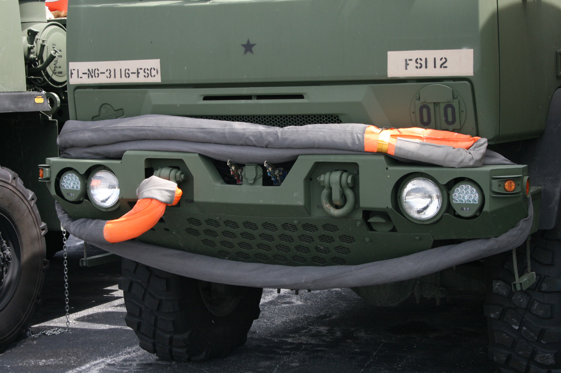 Dozer Tow Straps : New lightweight tow strap bulldog tactical equipment